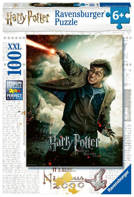 RAVENSBURGER - Harry Potter 100 dielikov