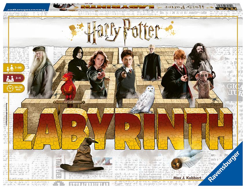 RAVENSBURGER - Labyrinth Harry Potter