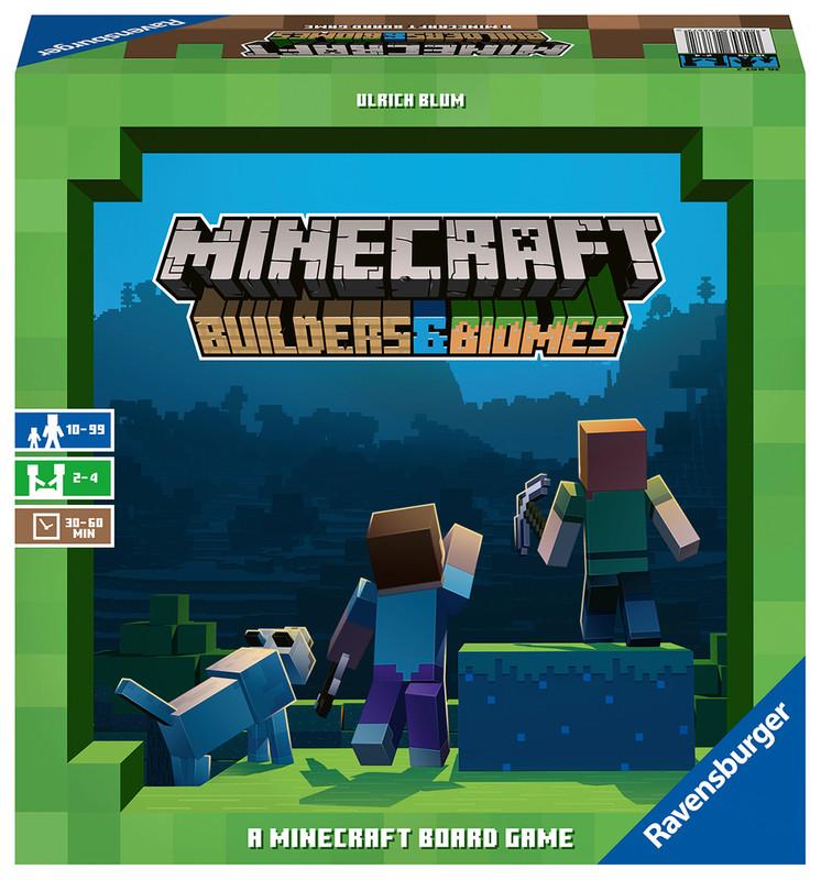 RAVENSBURGER - Minecraft