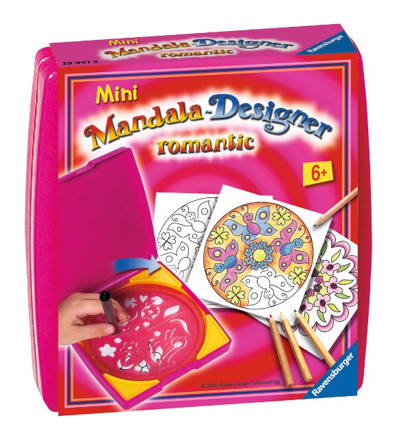 RAVENSBURGER - Mini Mandala Romantik