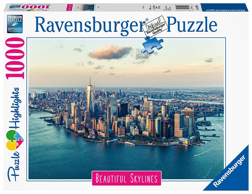 RAVENSBURGER - New York 1000 Dielikov
