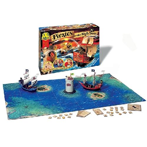 RAVENSBURGER - Piráti na ceste za pokladom