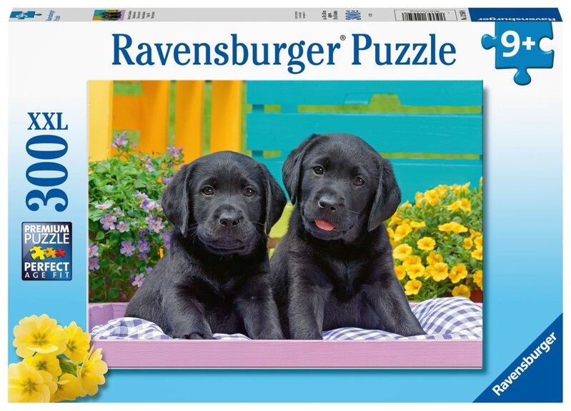 RAVENSBURGER - Roztomilé Mláďatá 300 Dielikov