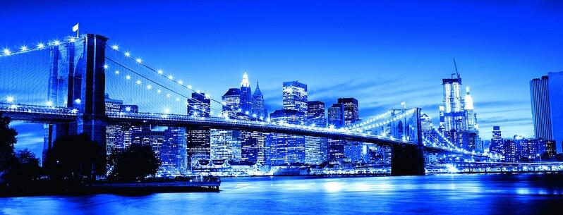 RAVENSBURGER - Súmrak V New Yorku 1000 Dielikov