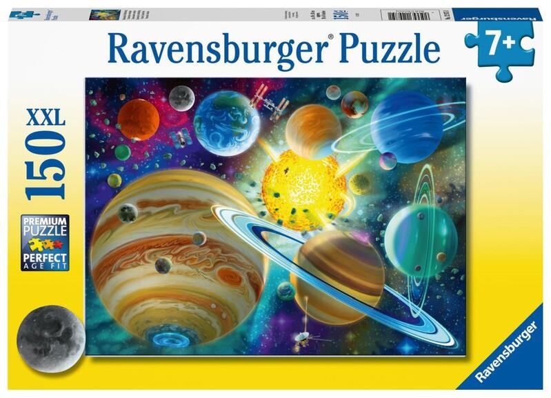RAVENSBURGER - Vesmír 150 Dielikov