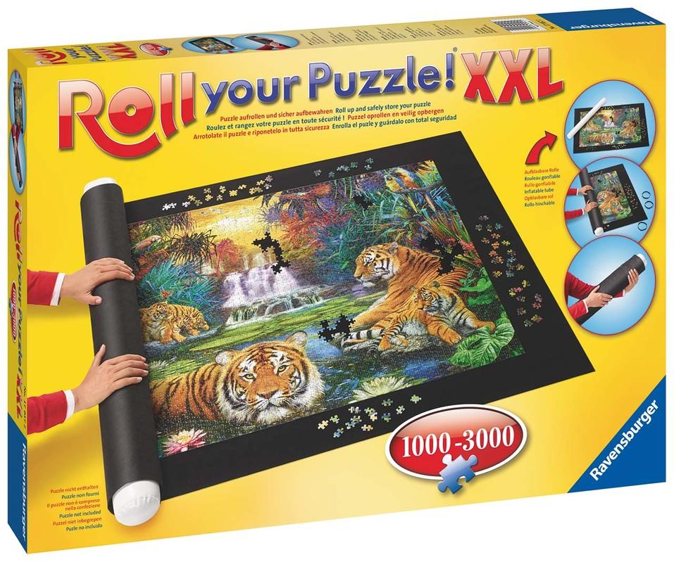 RAVENSBURGER - Zroluj Si Svoje Puzzle! Xxl 1000-3000 Dielkov