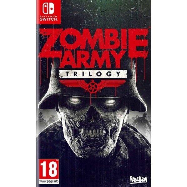REBELLION - SWITCH Zombie Army Trilogy