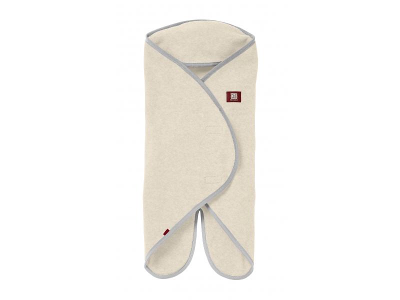 RED CASTLE - Babynomade Fleece béžový 6-12 m