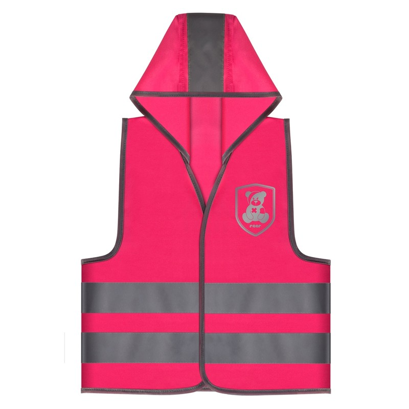 REER - Vesta bezpečnostná - ružová