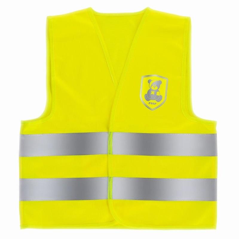 REER - Vesta bezpečnostná žltá