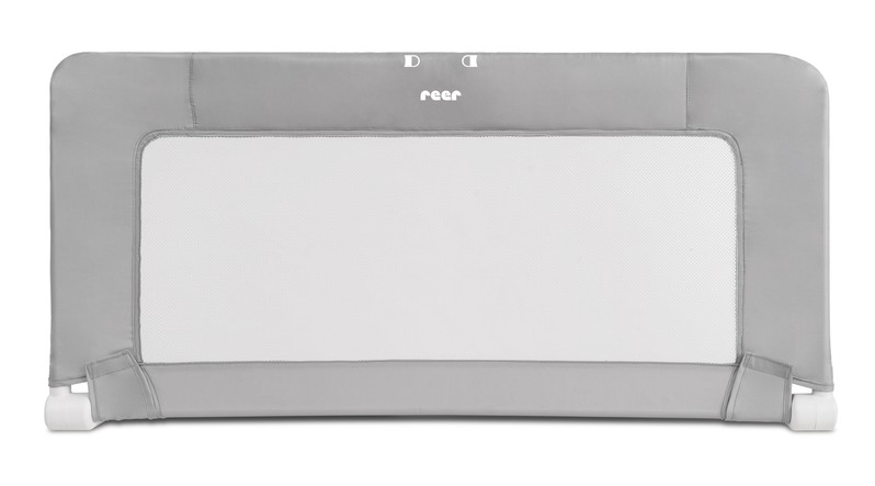 REER - Zábrana na posteľ 100cm grey / white