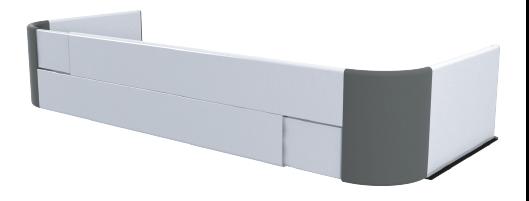 REER - Zábrana na sporák DesignLine