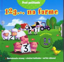 1, 2, 3 ... na farme - Brenda Apsley