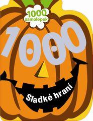 1000 samolepek - Sladké hraní