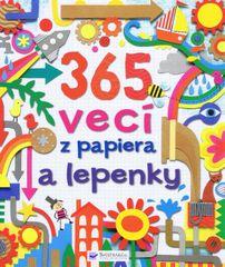 365 vecí z papiera a lepenky - autor neuvedený