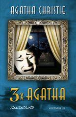 3x Agatha - Dům na úskalí, Smysluplná vražda, Zkouška neviny - Agatha Christie
