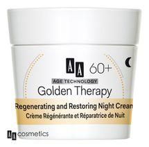 AA - Age Technology 60+ Regeneračný a obnovujúci nočný krém 50ml
