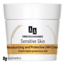 AA - Age Technology Sensitive Skin Hydratačný a ochranný 24H krém všetky typy pleti 50ml
