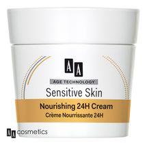 AA - Age Technology Sensitive Skin Výživný 24H krém 50ml