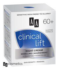 AA - Clinical Lift NOČNÝ KRÉM 60+ 50ml