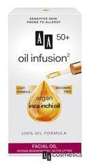 AA - Oil Infusion Olej na tvár 50+ 15ml
