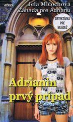 Adrianin prvý prípad - Jela Mlčochová