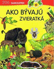 Ako bývajú zvieratká - autor neuvedený