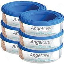 ANGELCARE - plienkové náplne 6ks