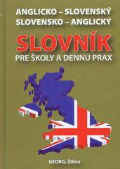 Anglicko-slovenský slovensko-anglický slovník pre školy a dennú prax - Emil Rusznák