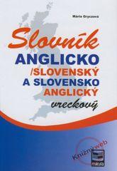 Anglicko/slov. a slov/ang.vreckový sl-3. - Gryczová Mária