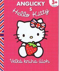 Anglicky s Hello Kitty 3+ - Veľká kniha úloh