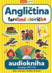 Angličtina - Farebné slovíčka - Kolektív autorov