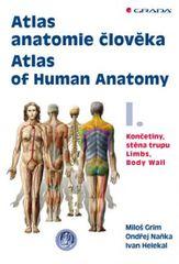 Atlas anatomie člověka 1. - Končetiny, stěna trupu - Kolektív