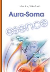 Aura-Soma Esence - Mike, Iris Rebilas, Booth
