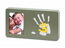 BABY ART - Rámček Duo Paint Print Frame Taupe