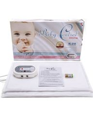 BABY CONTROL - Monitor dychu Baby Control BC-210, s 1x2 senzorovými podložkami