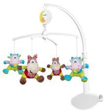 BABY ONO - Kolotoč hudobný kravičky a koníky 0m+