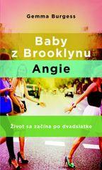 Baby z Brooklynu. Angie - Gemma Burgess
