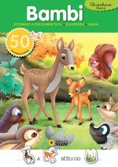 Bambi - Obrázkové čtení