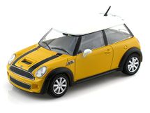 BBURAGO - Bburago Mini Cooper S Coupe 1:24