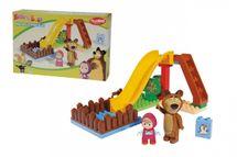 BIG - PlayBLOXX Máša a medveď Pool Fun