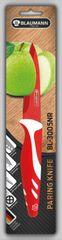 BLAUMANN - Nôž na ovocie čepeľ 9 cm červený,BL-3005NR