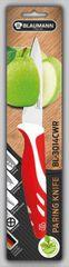 BLAUMANN - Nôž na ovocie čepeľ 9 cm červený,BL-3014CWR