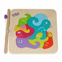 BOIKIDO - Puzzle s rybačkou 2v1