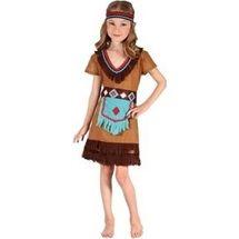 CASALLIA - Karnevalový kostým Indiánka v sukienke M