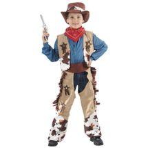 CASALLIA - Karnevalový kostým Kovboj L