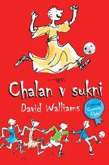 Chalan v sukni - David Walliams