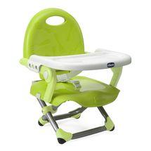 CHICCO - Pocket Snack - prenosný podsedák na stoličku - Lime