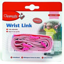 CLIPPASAFE - Vodidlo na ruku pre dieťa - PINK
