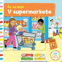 Čo sa deje v supermarkete